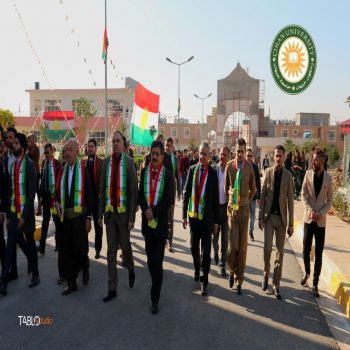 The National Kurdish Flag Day