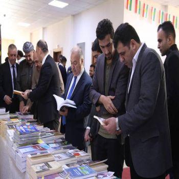 A book gallery was opened at Cihan University - Duhok