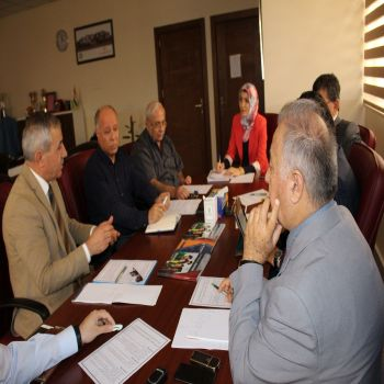 The Council of Cihan University - Duhok and the New Academic Year