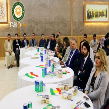 Annual Meeting party for the student of Cihan university-Duhok had been arranged