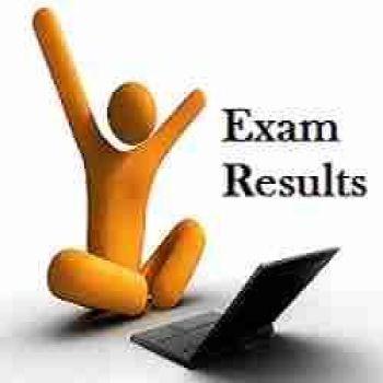Examination Results Second Attempt 2019 - 2020
