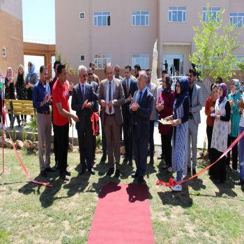 The world day of safety and health at Cihan University - Duhok