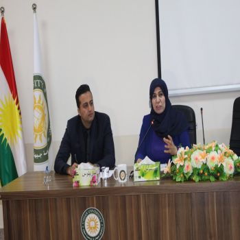 Cihan University- Duhok discusses the voting process of the Iraqi budget 2018