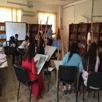 Art Free Training Course