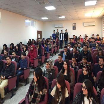Cihan University-Duhok Receives the First Year Students