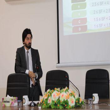 A seminar was held by Asst. Prof. Dr. Bayar Mohammad Rasheed Marane