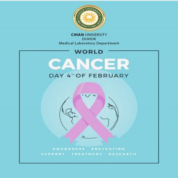 the occasion of World Cancer Day