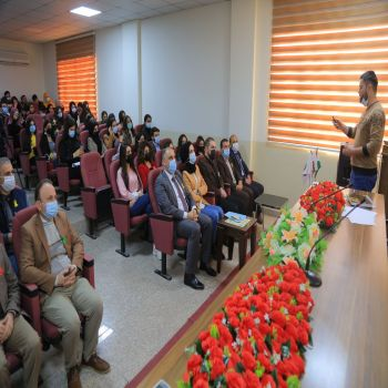 Medical Laboratory Actvity IN World Cancer Day IN Cihan University - Duhok