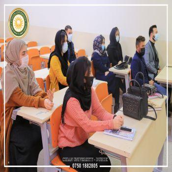 Second Semester Starting in Cihan University - Duhok