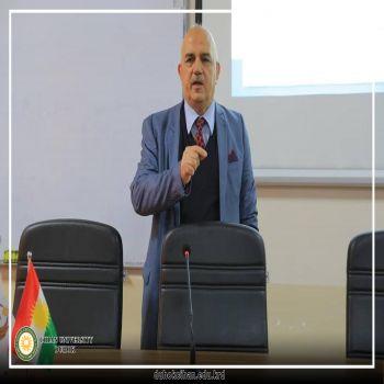Seminar entitled: Development of University Student Performance
