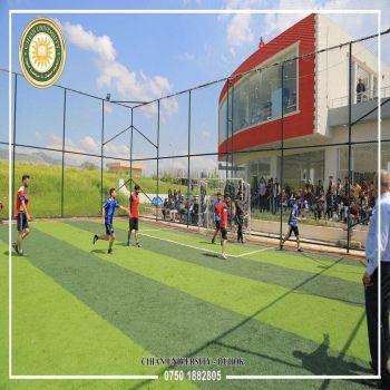 Football league at Cihan University is interested in - Dohuk