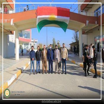 The revival of Kurdistan Flag Day