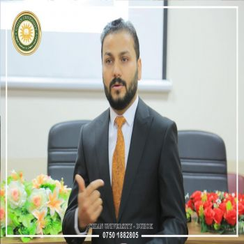 A workshop will be presented by Professor (Serwar Abdul Jabbar), an expert in the field of (Psychotherapy) for 8 days,