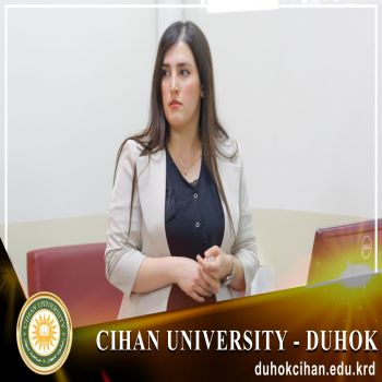 The computer and modern technology course continues at Cihan University - Duhok