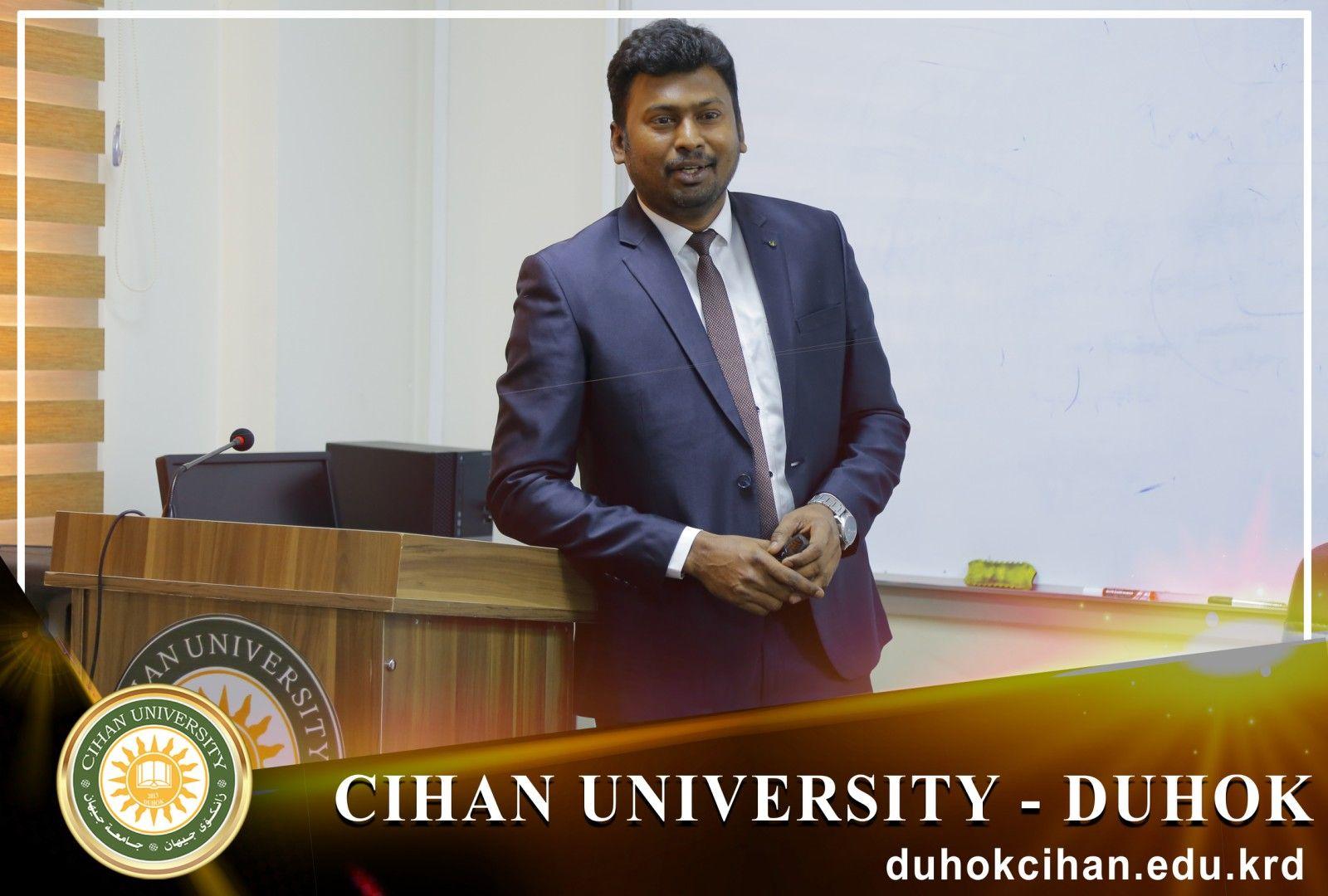 A seminar entitled (Presentation Skills )