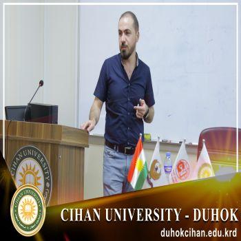 Cihan University - Duhok begins to open strengthening courses