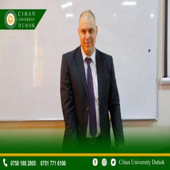 Cihan University Duhok and preparing for the new academic year