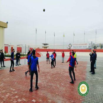 Cihan University - Duhok Volleyball Championship