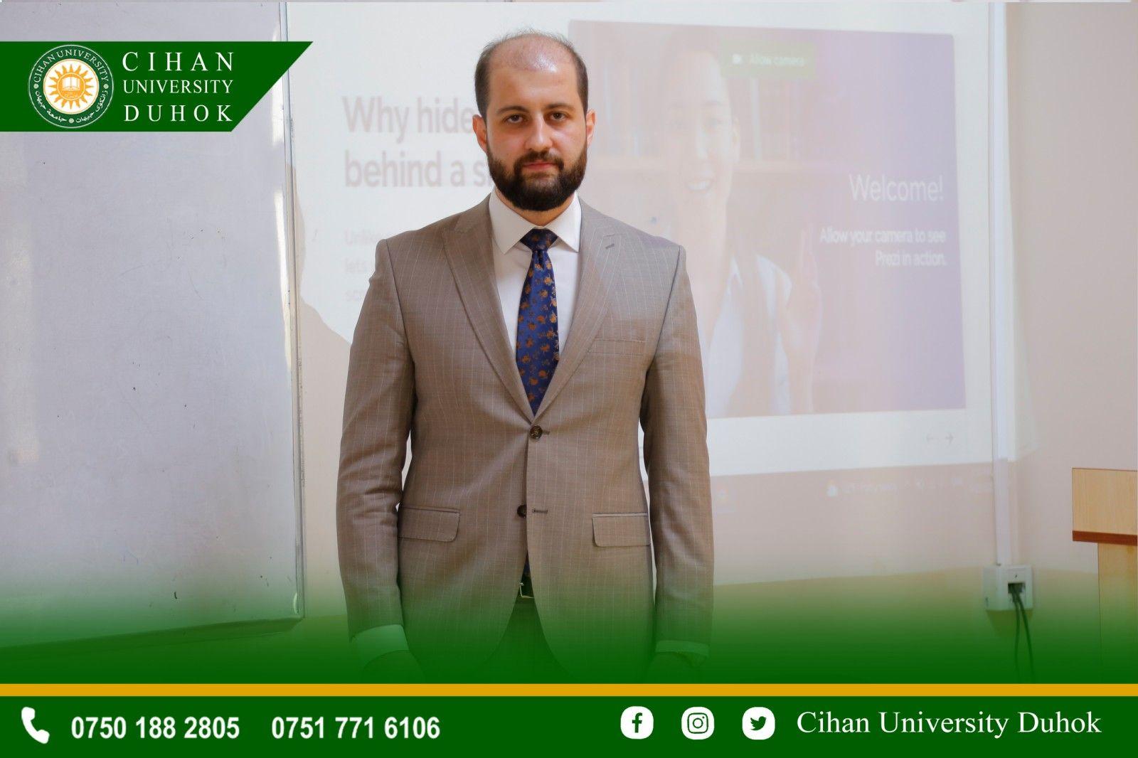 seminar entitled : Prezi Presentation Tool