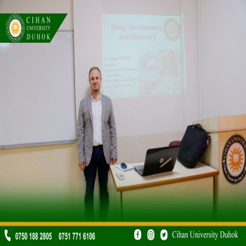 A seminar entitled : Drugs Development and Discovery