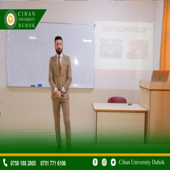 A seminar entitled : Cryptocurrency