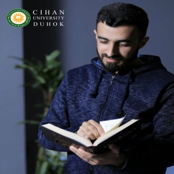 Sheyan Mehdi is a 2nd year English department student at Cihan University – Duhok , soon he will open a small library in the English department.